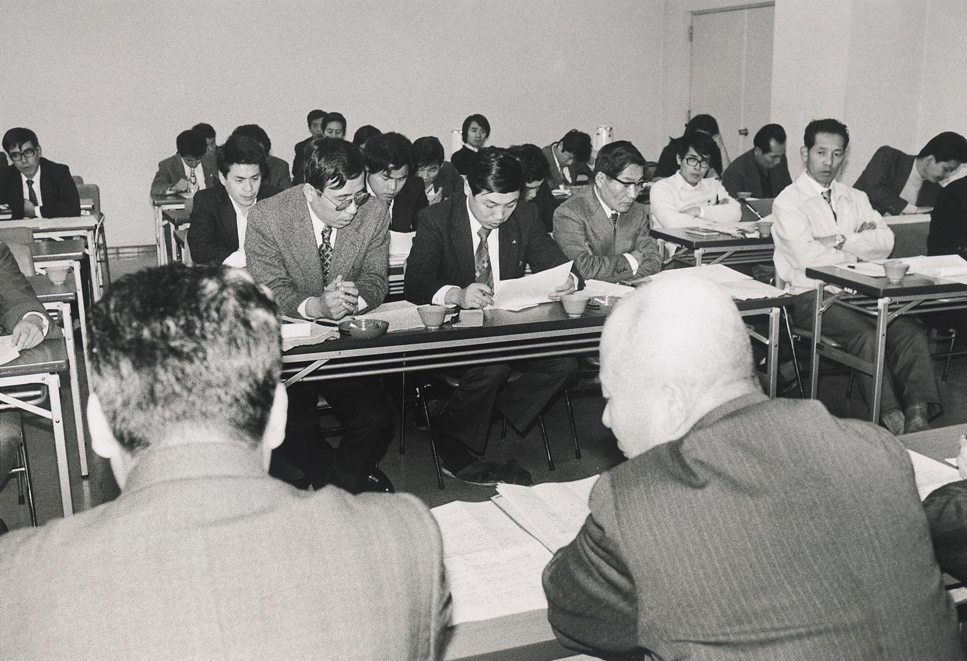 京都府町村会との統一交渉
